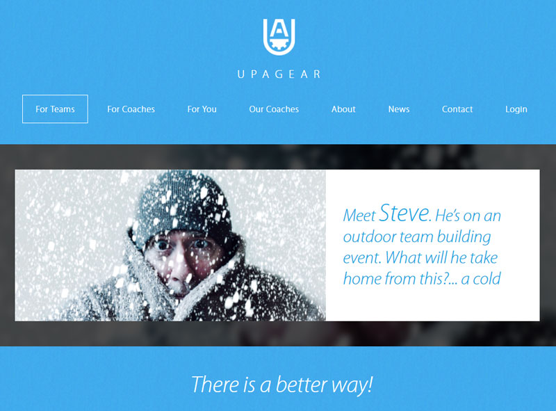 The all new upagear.com